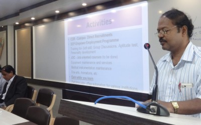 Campus Placement Awareness Program- July 25th 2015