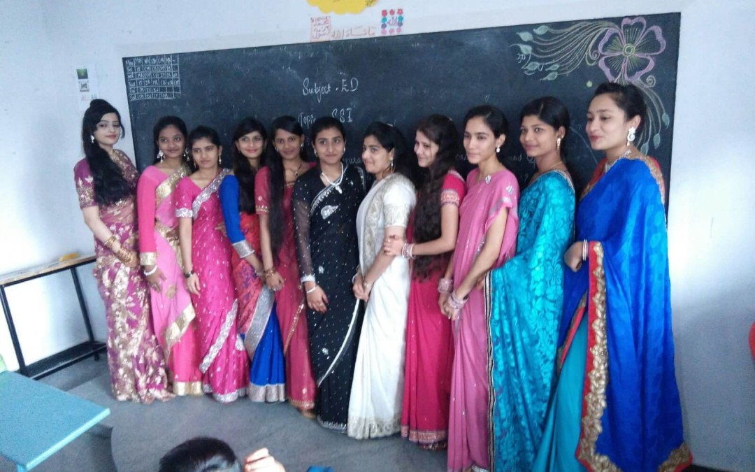 """August 12th 2015: """" SAREE DAY"""""""