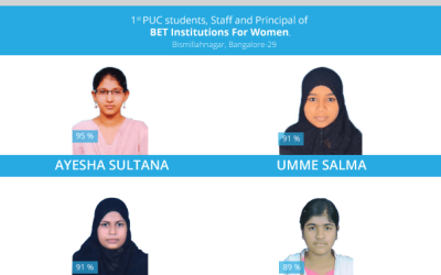 1st PUC Annual Examination Results 2016