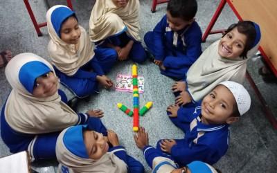 Building Blocks Activity