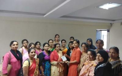 Nursery Teacher Orientation Programme