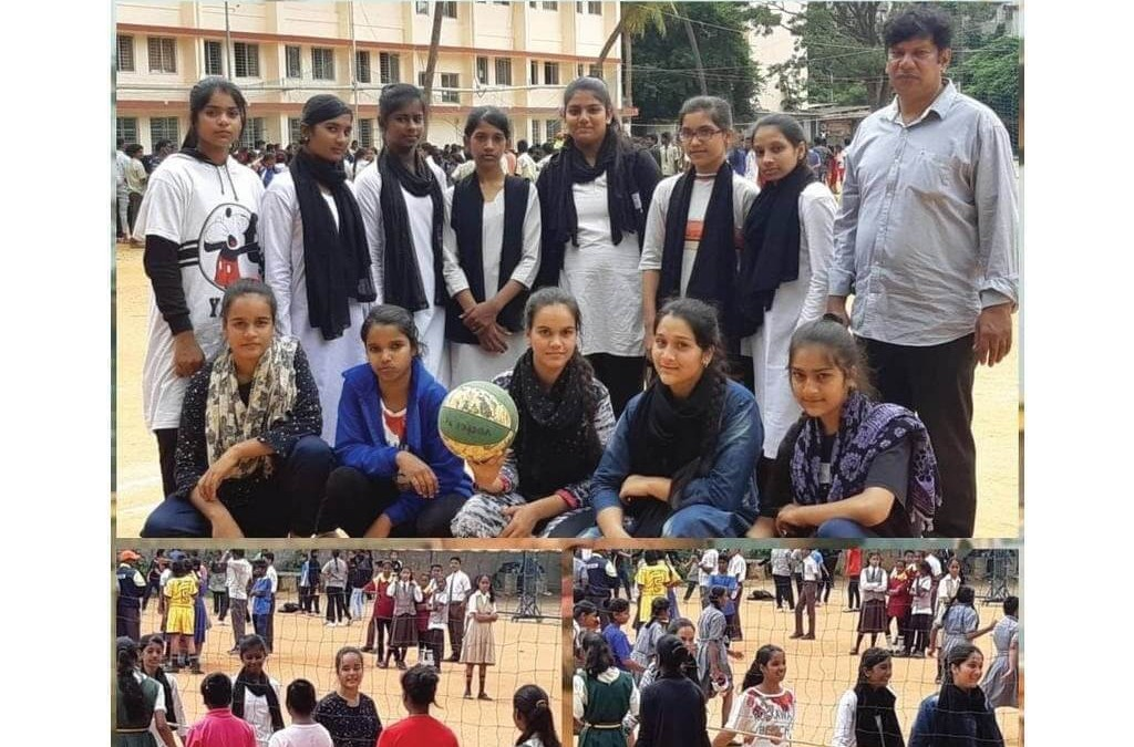PARTICIPATION AT TALUK LEVEL SPORTS COMPETITION