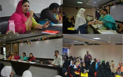 PARENTS' –TEACHERS' MEETING- 03 SEP 2019