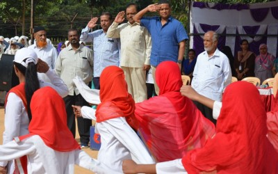 ANNUAL SPORTS DAY  : BET SUFIA HIGH SCHOOL
