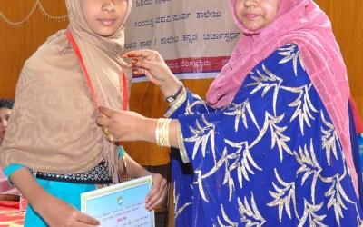 HPS students (bismillah nagar) participated in Kannada Interschool debate competition at Hilal school