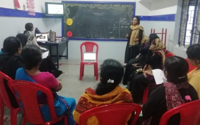Teachers Development Programme in BET HPS Bismillah Nagar