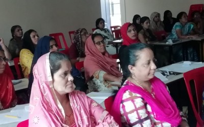 3rd Orientation Programme organised by key education foundation for nursery teachers