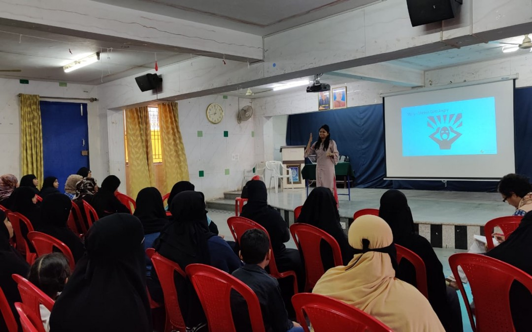 Parents orientation of nursery school  from Key foundation was held on 22/01/2020