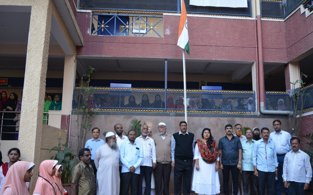 BET Institutions : Republic Day celebration  on 26 Jan 2020