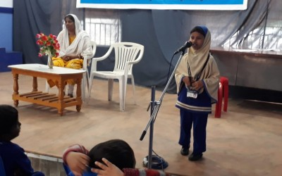 CONDUCTED RHYMES TIME DAY ON 31st OCT 2019