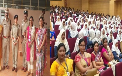 Women Safety And Crime Awareness Programme