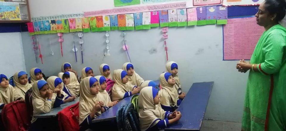 Inspection to Bet Nursery School, Bismillah Nagar from Key Education Foundation