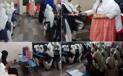 Hall-Ticket Distribution for Practical